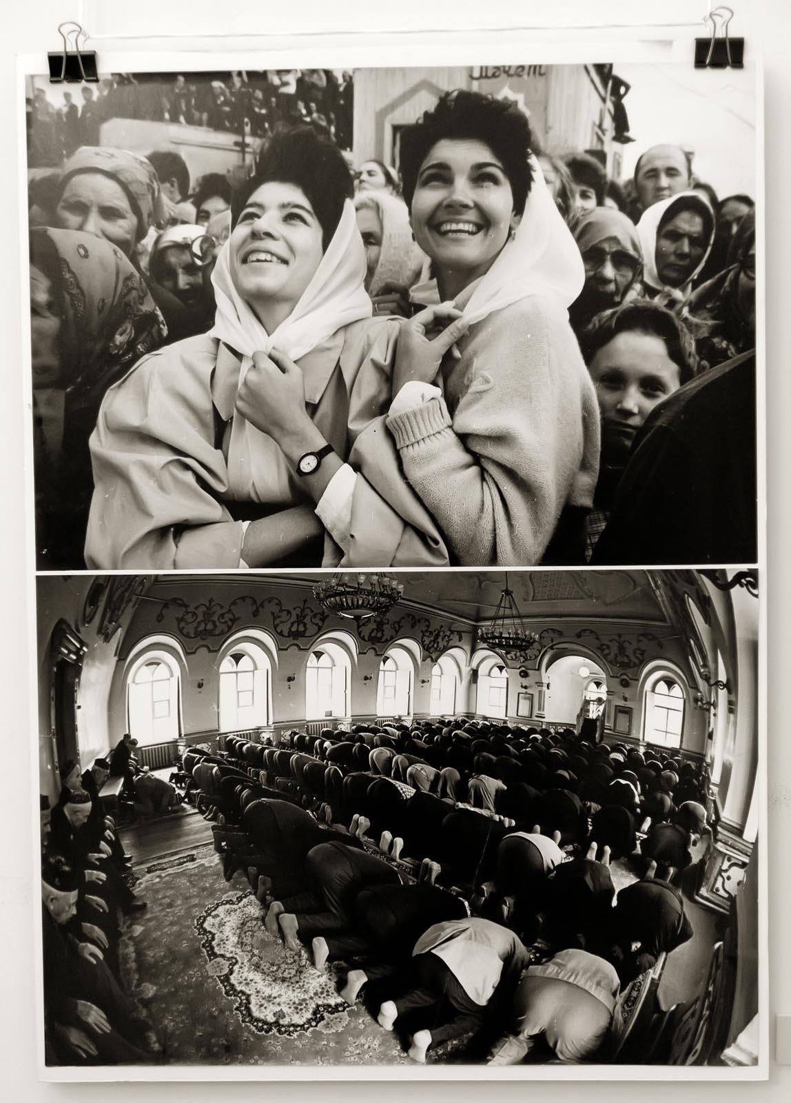 Фото №272468. В.Зотов. НА ЗАКЛАДКЕ МЕЧЕТИ. Нижнекамск. 1998