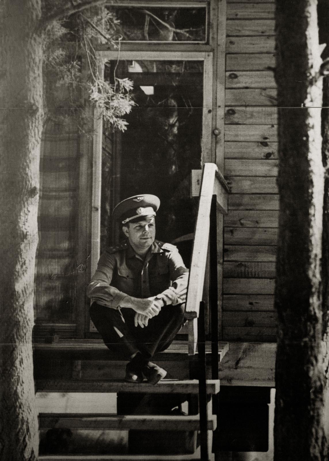 Фото №272678. Владимир Зотов. ЮРИЙ ГАГАРИН. Казань. 1967