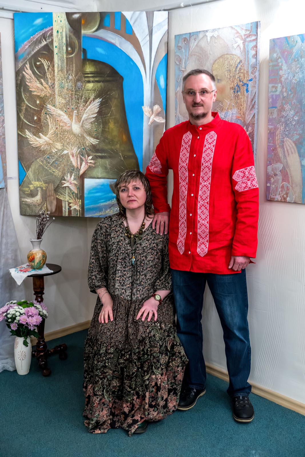 Фото №272815. Галина Орлова, Виталий Скобеев
