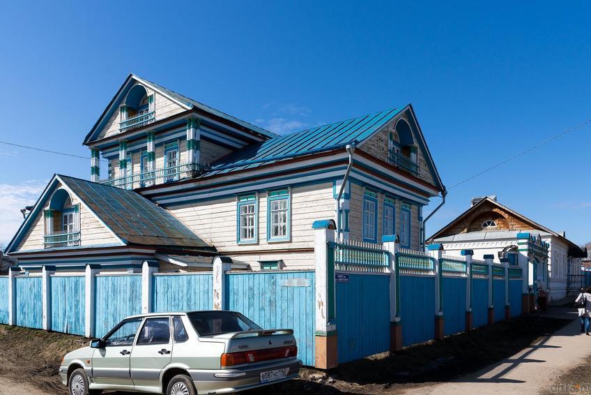 Фото №272934. Дом Даутова, XIX в.