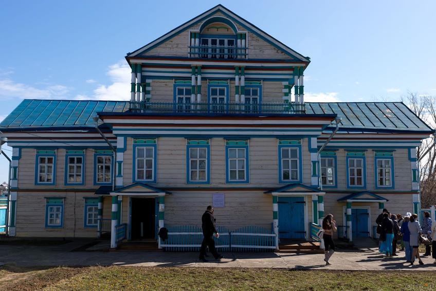 Фото №273092. Музейный комплекс Дом Даутова, XIX в. Дом с мезонином 1850 г.
