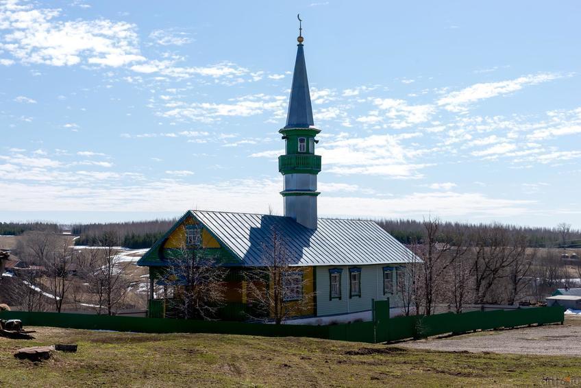 Фото №273123. Мечеть в д. Кушлауч