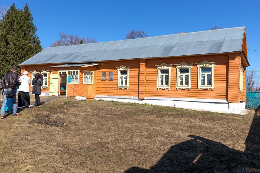 Фото №273129. Дом-музей семьи Тукаевых,  д. Кошлауч