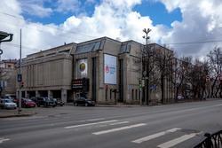 улица Карла Маркса, 57 (ГСИ ГМИИ РТ)