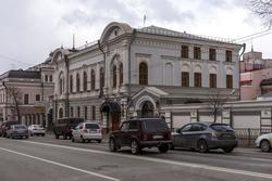 Особняк Соболева. 1880-гг. Ныне - представительство ОАО