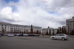 Площадь Свободы, быв. Театральная