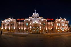 Казань. Казанский вокзал