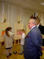Творчество детей не ускользает от внимания Мастера