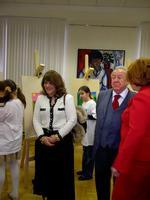 Обсуждение творческих способностей молодого поколения с З. Валеевой