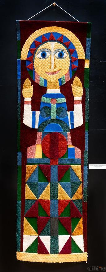 СОЛНЫШКО. Халдеев А.В.::Четыре судьбы в искусстве. Виктор Сынков, Александр Халдеев, Алексей Карпенко, Анатолий Пашин