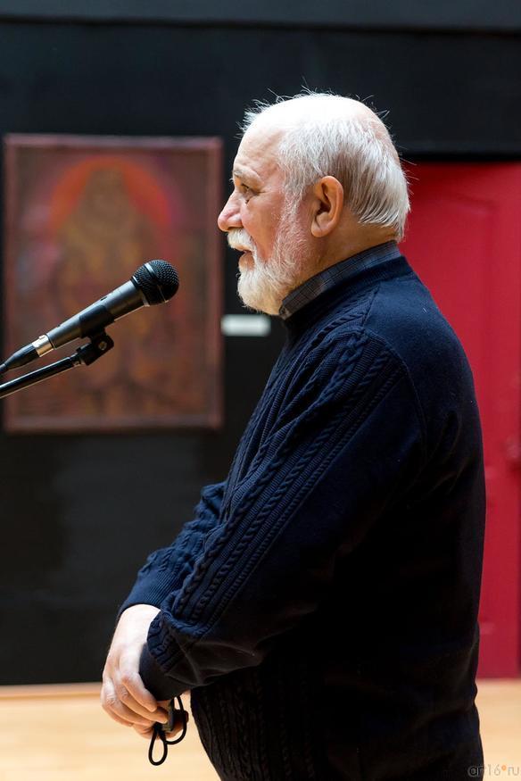 ::Четыре судьбы в искусстве. Виктор Сынков, Александр Халдеев, Алексей Карпенко, Анатолий Пашин