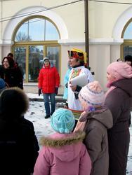 Рассказ о праздновании Масленицы в Древней Руси