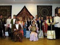 Выступление ансамбля народных инструментов и вокала КГУКиИ