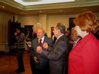 Минтимер Шарипович делится впечатлениями