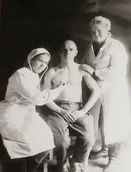 Военный врач Р.Х.Булатова