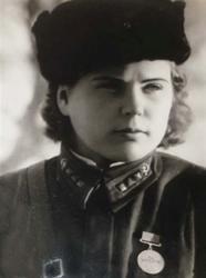 ст. л-т В.Рахова