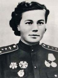 гв. к-н О.А.Сапфирова. ГСС (посмертно)