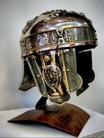 Шлем знатного воина Казанского ханства 15-16 вв. 2008