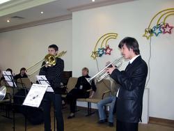 Духовой оркестр