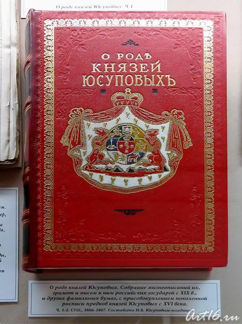 20.jpg::История рода князей Юсуповых. Казань-Петербург-Париж