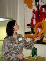 Выставка современного искусства ОнтоАрт. Антонио Менегетти