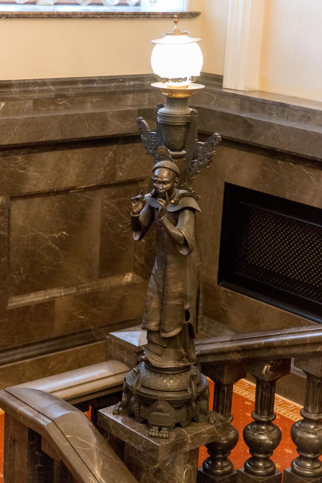 Фото №304303. Лестница в Казанской ратуше