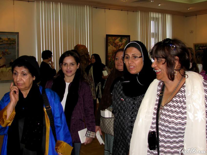 Фото №30677. Делегация мусульманок из Кувейта_78