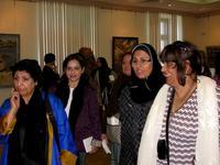 Делегация мусульманок из Кувейта_78