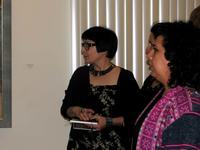 Розалия Нургалеева с гостьями