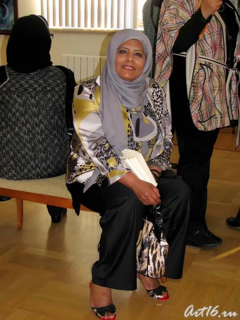 Очаровательная Кувейтянка::Визит в Республику Татарстан мусульманок Государства Кувейт