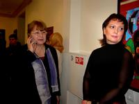 Ольга Иосифовна и Анжелика Владимировна