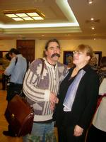 Виктор Тимофеев и Ольга Пиульская
