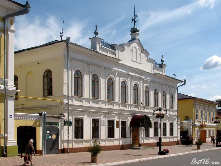 Здание Уездного женского училища