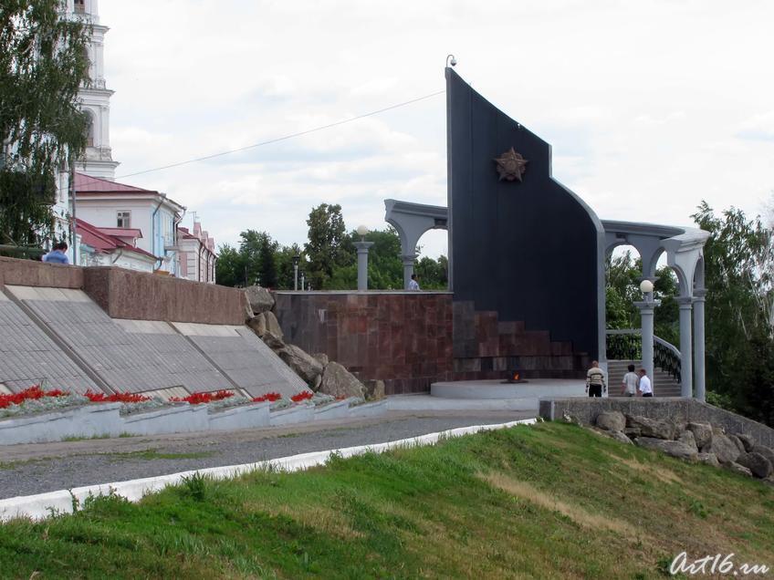 Фото №31253. Мемориал погибшим в годы Великой Отечественной войны