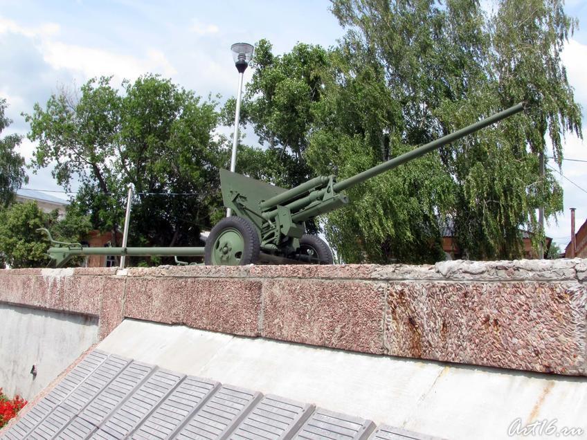 Фото №31263. Прославленная 57мм пушка ЗиС-2
