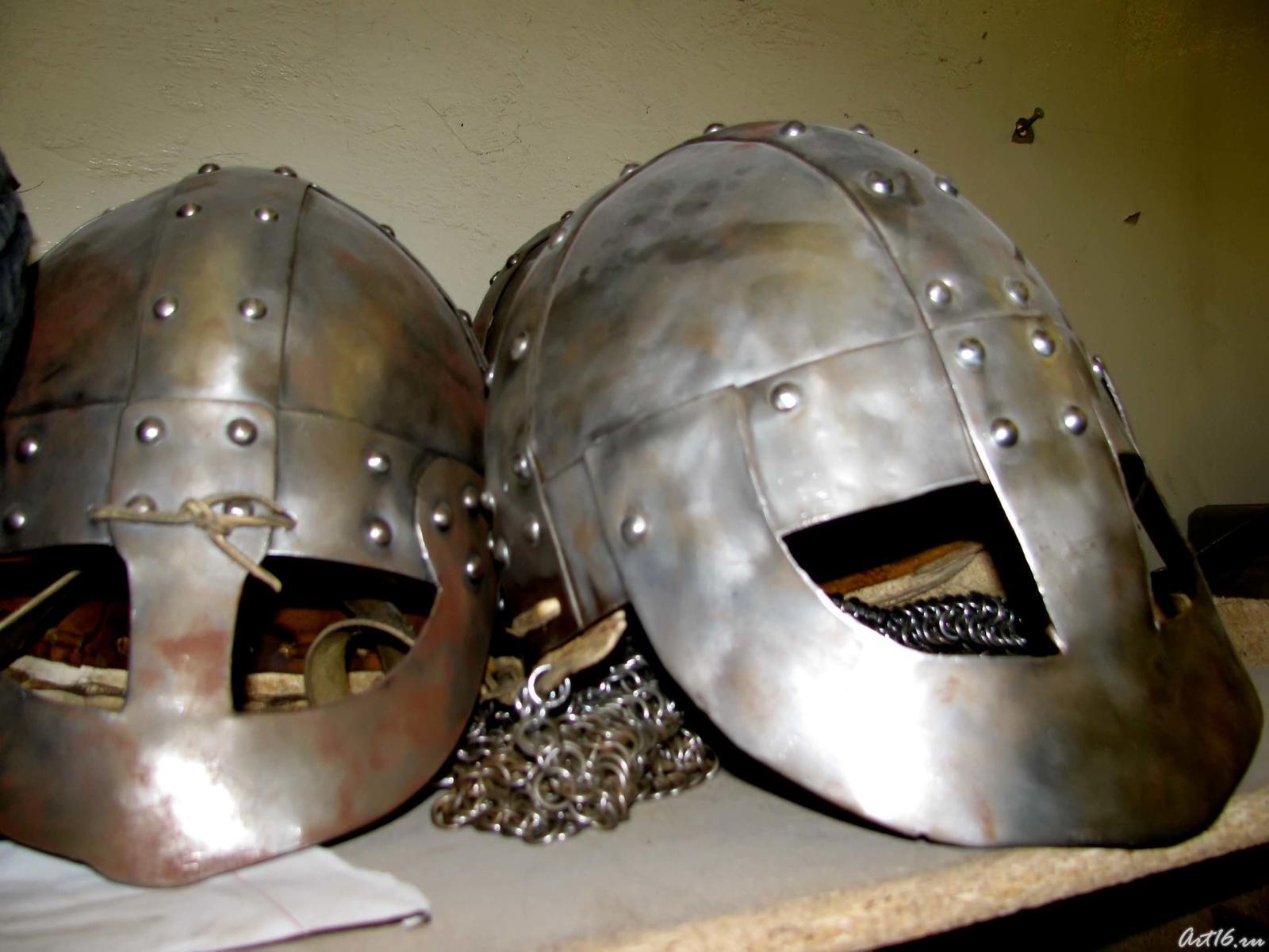 Шлем викинга из мета
