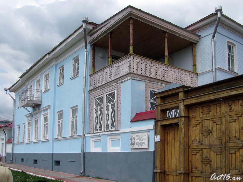 Фото №31504. Дом-музей Ивана Ивановича Шишкина
