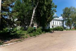Настоятелскитй корпус Ново-Иерусалимском монастыря