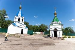 Кизический Свято-Введенский мужской монастырь 1690-е- 19 век.