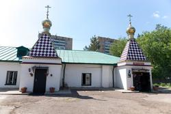 Трапезная монастыря, сер 19. в.