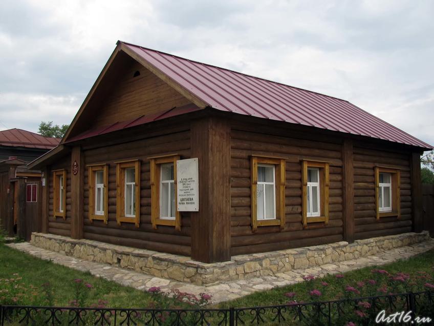 Фото №31630. Дом в котором с 21-31 августа 1941г. провела последние дни жизни Марина Цветаева