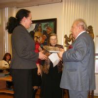 Награждение Назиповой Г.Р.