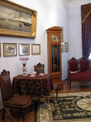 Кабинет В.М.Бехтерева (реконструкция)