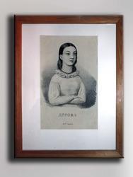 Портрет Надежды Дуровой