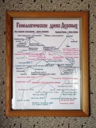 Генеалогическое древо Дуровых