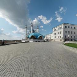 Мечеть Кул-Шариф 3-х мерная панорама