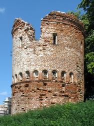 Что это за башня?