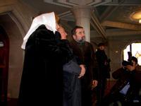 В мечети Кул Шариф