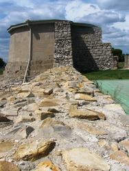 Угловая башня Соборной мечети