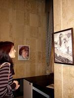 Знакомство с произведениями художника